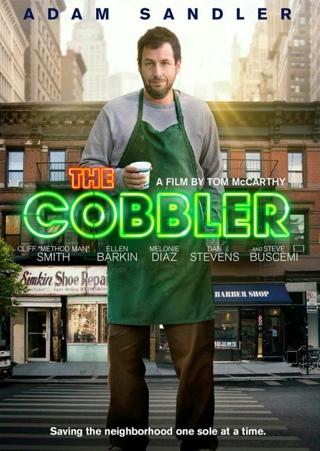 THE COBBLER ~ VUDU DIGITAL COPY CODE