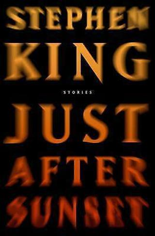 Stephen King Stories Just After Sunset (Hardcover)