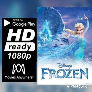 FROZEN  HD GOOGLE PLAY CODE ONLY