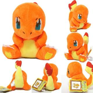 New Pokemon CHARMANDER Soft Plush Stuffed Animal Cuddly Figure Doll Toy Teddy 6""