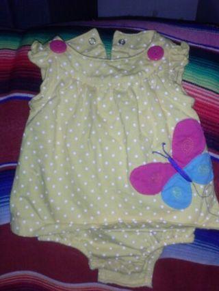 Summer Onesie Outfit