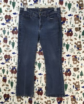 WOMEN'S PANTS SIZE 10 LEE RIDERS