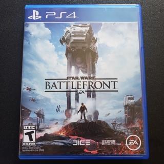 Starwars Battlefront ps4 game
