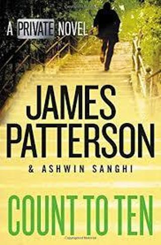 Count To Ten(Private #10) byJames Patterson (TPB/VGC) #LLP20BN
