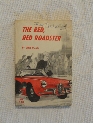 The Red, Red Roadster
