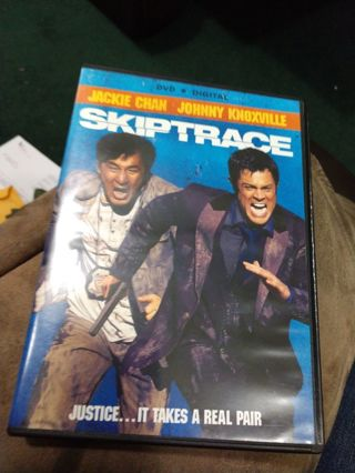 Skiptrace DVD