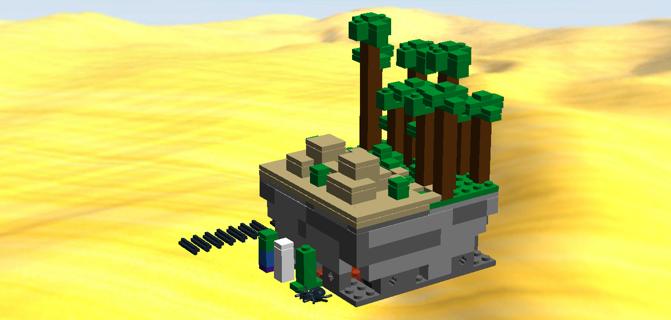 Free Lego Minecraft Custom Instructions Building Toys Listia