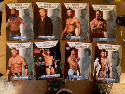 8 - 2012 TNA WRESTLING CARDS