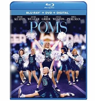 POMS (starring Diane Keaton) - iTunes HD digital copy from Blu-Ray