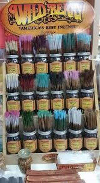 """**~ 10 Premium WildBerry Shortie incense sticks 10 scents to choose from~** """"Americas Best Incense"""""""
