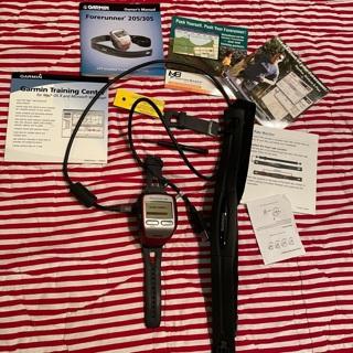 Garmin Forerunner 305 running Exercise watch  Tracker