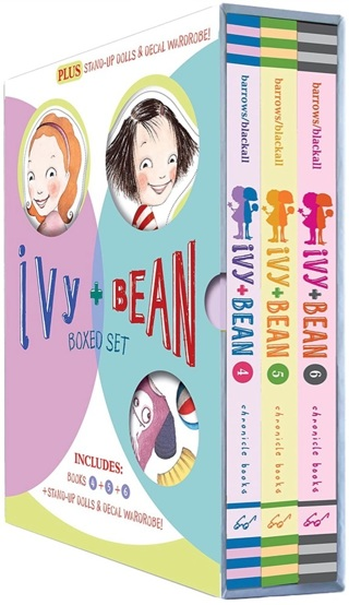 Ivy and Bean Books 4-6