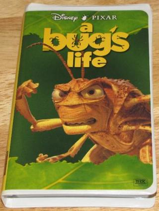 Free A Bug S Life Vhs Vhs Listia Com Auctions For Free Stuff