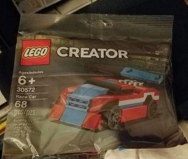 Lego Creator Poly Bag - Race Car (New)