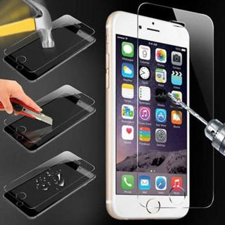 Full Cover Tempered Glass Screen Protective For IPhone 5/6/7/8 Plus/X Accessory