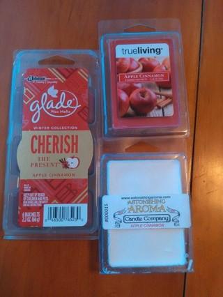 Apple Cinnamon Wax Melts