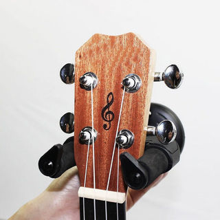 [GIN FOR FREE SHIPPING] Guitar/Bass Hanger Hook Holder Wall Mount Display