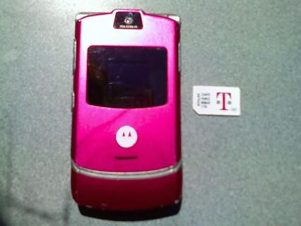 Free T Mobile Motorola Flip Phone With Sim Card Phones