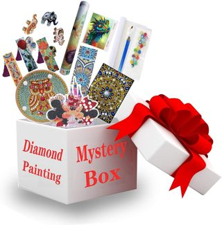 Diamond Painting Mystery Box!