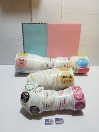 ❤❣❤SMALL ❤SHIPPING SUPPLY LOT#1❤❤ ENVELOPES❤ STAMPS ❤LABELS❤❤ FREE SHIPPING