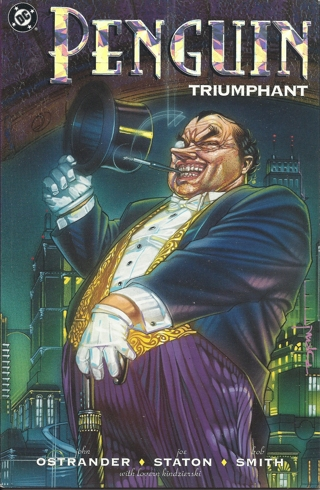(CB-4) 1992 DC Comic Book: Batman - Penguin Triumphant { Squarebound }