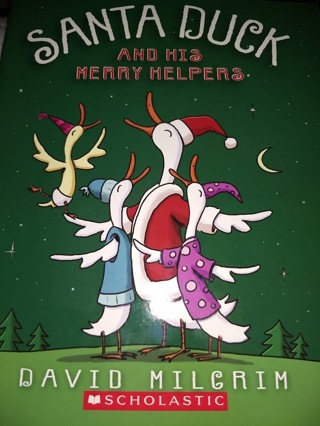 Santa Duck and His Merry Helpers (CD)