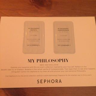 Free sephora my philosophy fragrance sample postcard fragrances free sephora my philosophy fragrance sample postcard altavistaventures Image collections