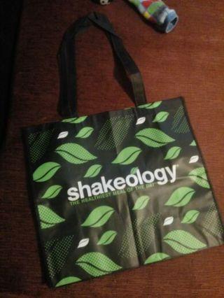 Shakeology tote bag