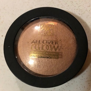Ruby Kisses By KISS All Over Glow Bronzing Powder, Deep Glow, New
