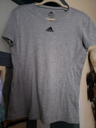 Adidas womans top.