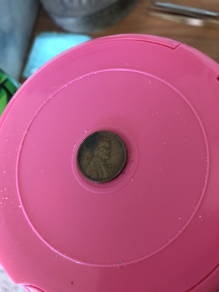 Antique 1919 wheat penny