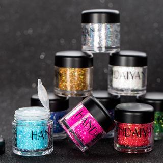 Eyeshadow Makeup Glitter Sparkle Powder Shimmer Diamond Eye Shadow 10 Colors