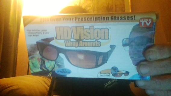 hd viwrap around sunglassess
