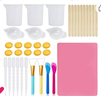 30% off! Resin Mixing Tools Kit for Resin Casting DIY Jewelry Making