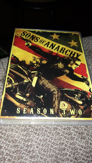 Reduced price Sons of Anarchy seasons 2 and 4