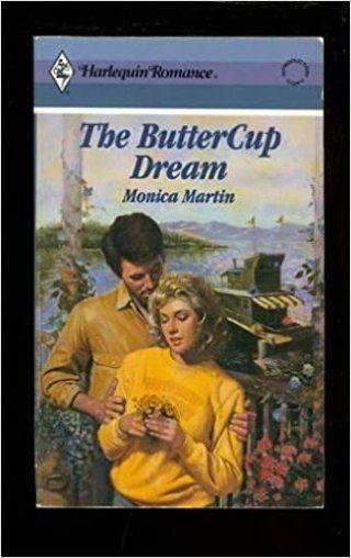 The Buttercup Dream by Monica Martin