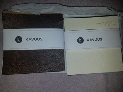 ***** LEATHER SAMPLES***