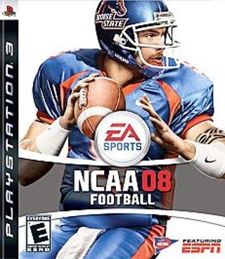 *NEW* - NCAA 08 Football - PS3 sony Playstation 3