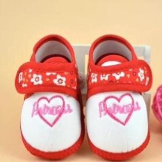 Newborn Infant Antislip Crip Shoes