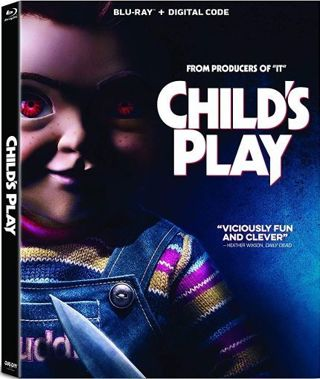 Child's Play (2019) Digital Code NEW! NEVER USED! Audrey Plaza Mark Hamill Brian Tyree Henry