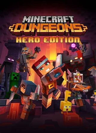 Minecraft dungeon hero edition (xbox )