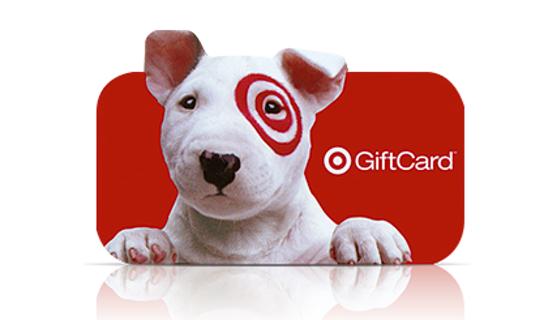 $2 Target e-gift Card!!!!