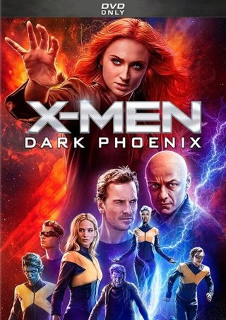 NEW X-MEN DARK PHOENIX
