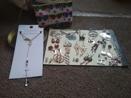 Huge Jewelry Lot
