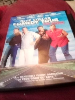 Blue Collar Comedy Tour DVD