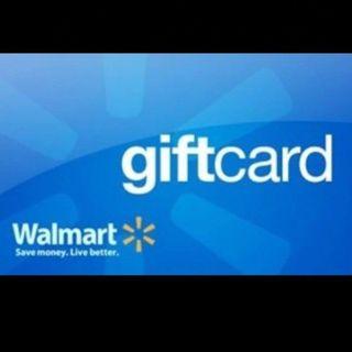 $10 Walmart Digital Gift Card