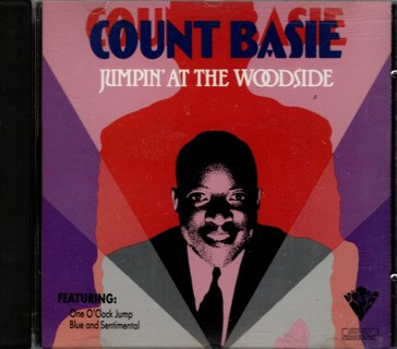 Jumpin' at the Woodside - CD by Count Basie