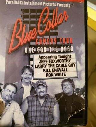 BLUE COLLAR COMEDY TOUR, ONE FOR THE ROAD