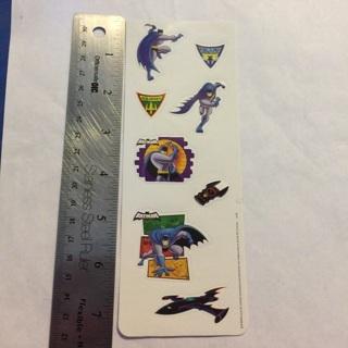 Batman Sticker Sheet BRAND NEW #9