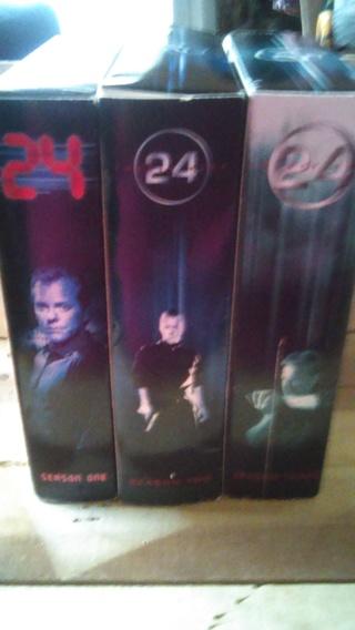 Series 24~Seasons 1, 2 and 3